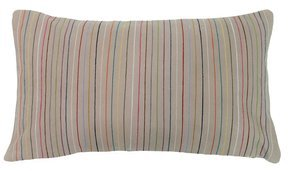Leather Lines Pillow #106