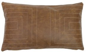 Leather Streams Pillow #116