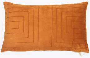 Suede Streams Pillow #120
