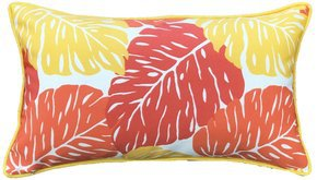 Leaves Pillow #121