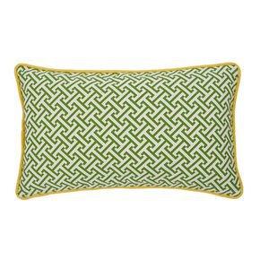 Maze Pillow #153