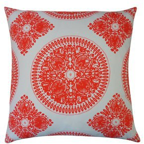 Medallion Pillow #156