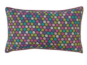 Polka Dots Pillow #184