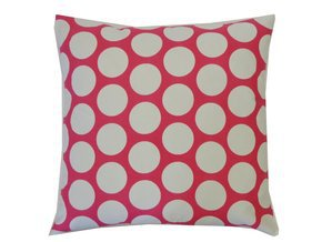 Polka Dots Pillow #189