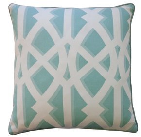 Trapezoid Pillow #219