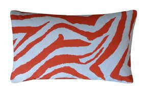 Zebra Pillow #233