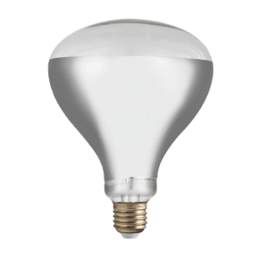 Vintage Infrared 250W E27 240V Heat Bulb - Clear