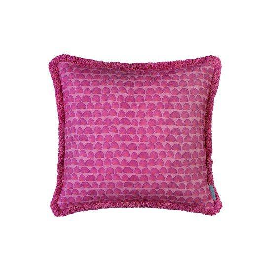 Tom carmine cushion 1500