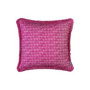 Tom Carmine Cushion