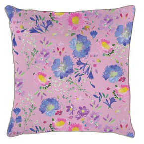 Kippen Rose Floor Cushion
