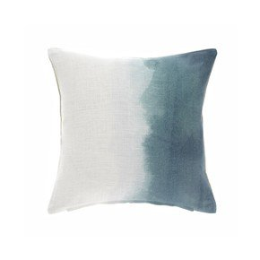 Teal Paintbox Cushion