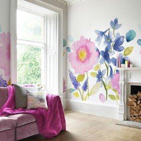 Florrie Mural Wallpaper (12m)
