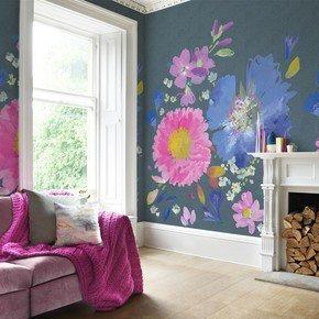 Kippen Mural Wallpaper (12m)