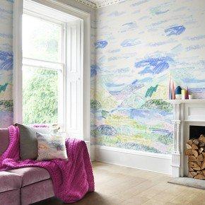 Monachyle Wallpaper Mural 9m