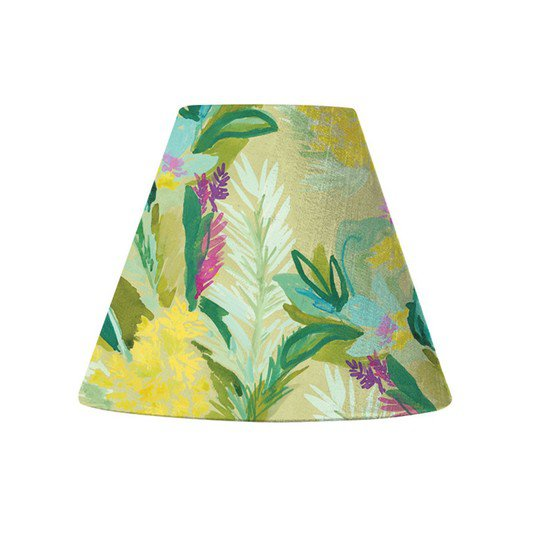 Jungle tapered lampshade 1500
