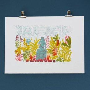 Kibble Palace Print