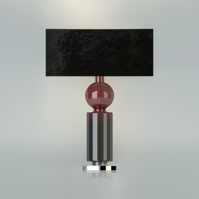 Ball Cylinder Table Lamp - Klove Studio - Treniq