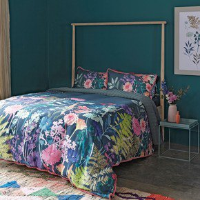 Peggy Midnight Duvet Cover Sets