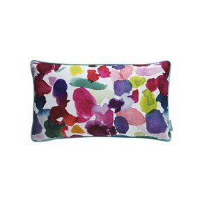 Abstract Bed Cushion