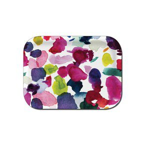 Abstract Small Rectangular Trays