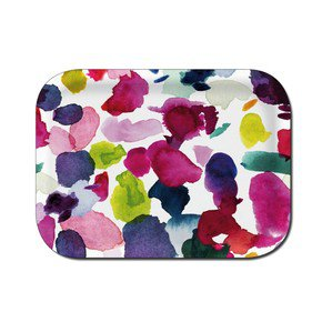 Abstract Rectangular Trays