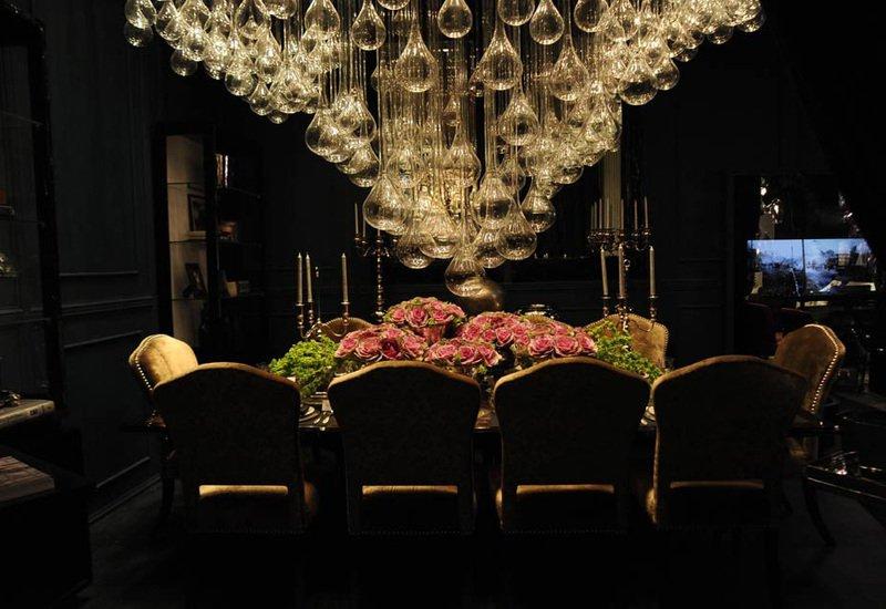 Boondh chandelier klove studio treniq 4