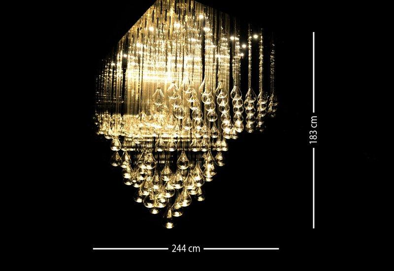 Boondh chandelier klove studio treniq 5