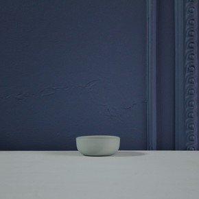 Small Bowl Dusty Blue