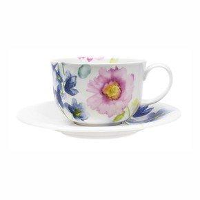 Florrie Tea Cup & Saucer Mugs