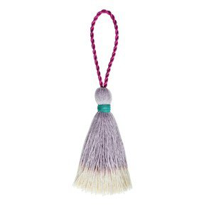 Jessica Light Heather Tassel