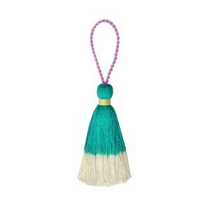 Jessica Light Jade Tassel