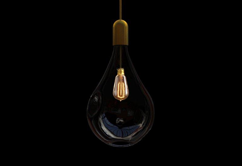 Bulb pendant lamp klove studio treniq 2