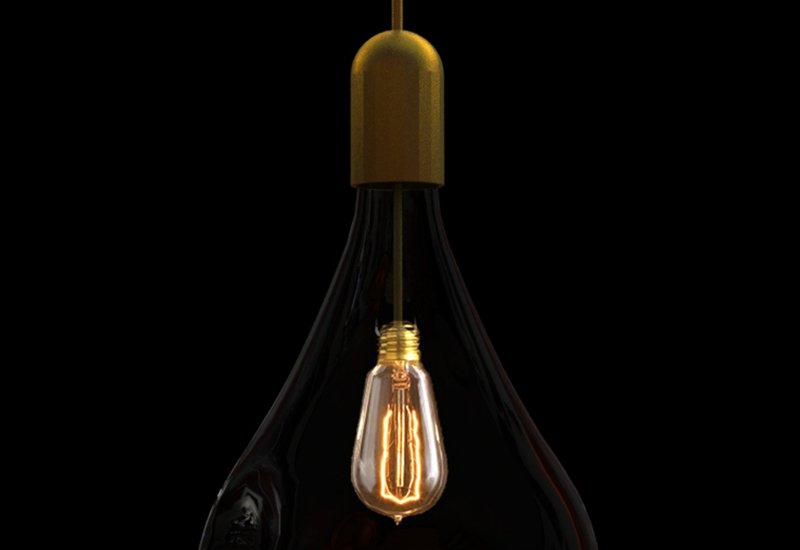 Bulb pendant lamp klove studio treniq 3