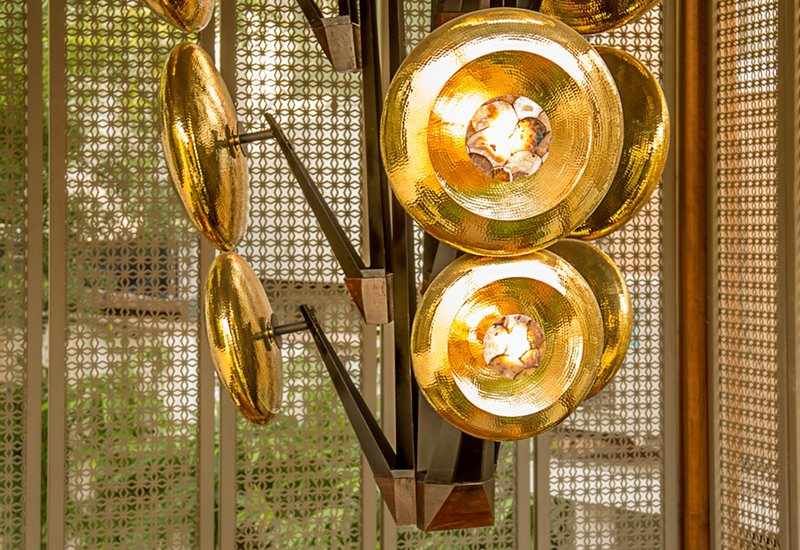 Disc ceiling lamp klove studio treniq 3