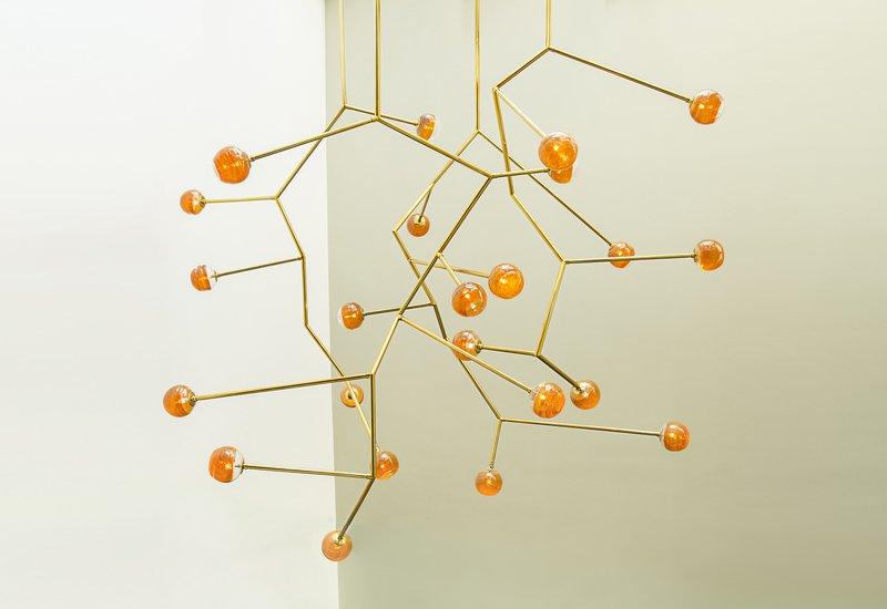 Matrix chandelier klove studio treniq 1