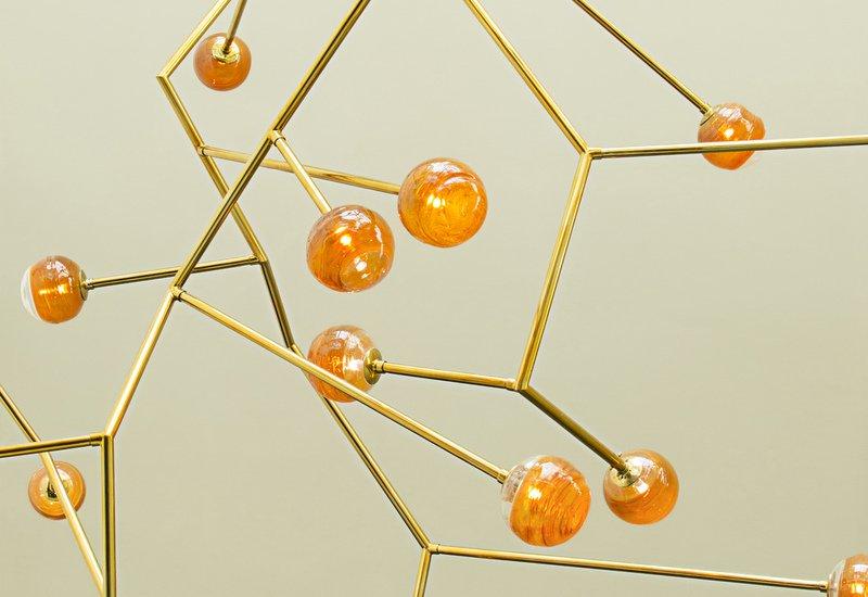 Matrix chandelier klove studio treniq 3