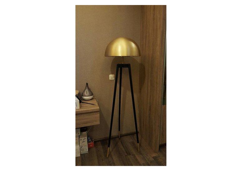 Brass dome tripod floor lamp lightvolution treniq 2 1536741903129