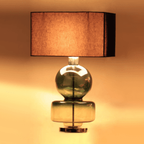 Small Ball Cylinder Table Lamp - Klove Studio - Treniq