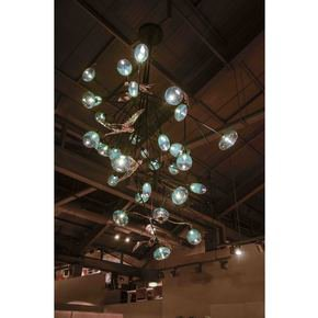Tree of Life Ceiling Lamp - Klove Studio - Treniq