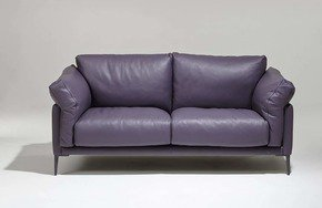 Beaubourg Sofa - Sofa 2 Places - Serie 5 Cervo