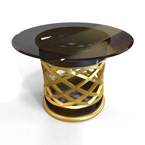 Bacall Dining Table - Kailra Design -Treniq