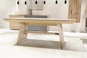 Tema Dining Table Small Oak