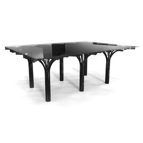 Garbo Dining Table - Kailra Design -Treniq