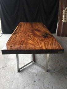 2.49-M-Square-Cut-Crystal-Glass-Hand-Crafted-Acacia-Dining-Table_Mandara-Furniture_Treniq_0