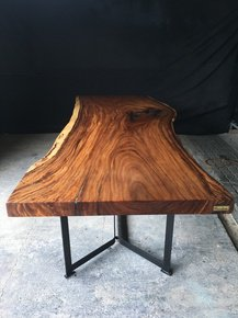 2.80-M-Crystal-Glass-Hand-Crafted-Acacia-Dining-Table-With-Smashed-Crystal-Fill_Mandara-Furniture_Treniq_0