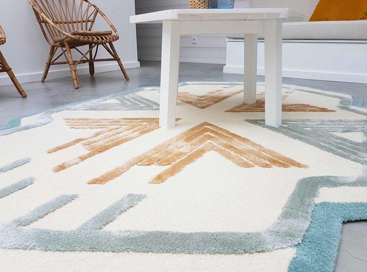 Detail 2 rug tapis frankee martin schiller design studio