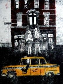 Taxi Piano Man