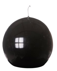 Clairobscur Black Ball Candle