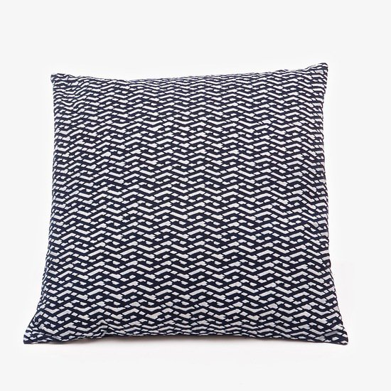 Lattice lines pattern cushion bluehanded ltd treniq 1 1537433310667