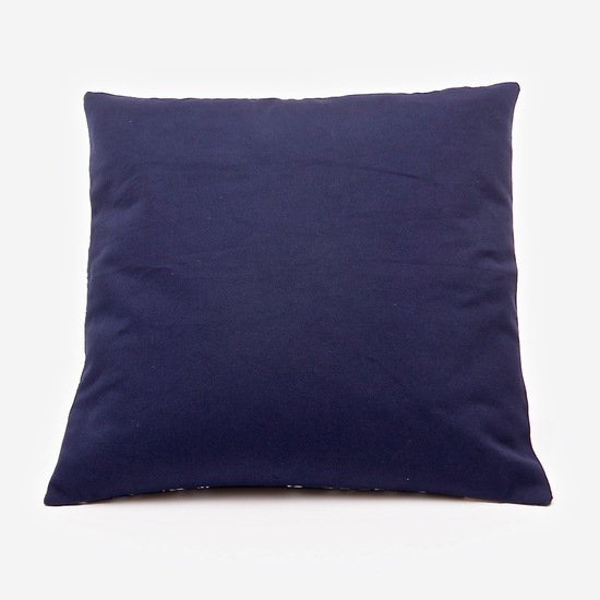 Wonky lines pattern cushion (l) bluehanded ltd treniq 1 1537437407276